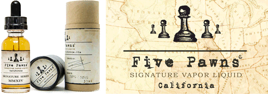 five pawns e-liquid