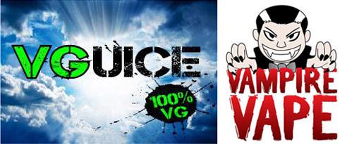 vampire vape vguice eliquid 100% vg