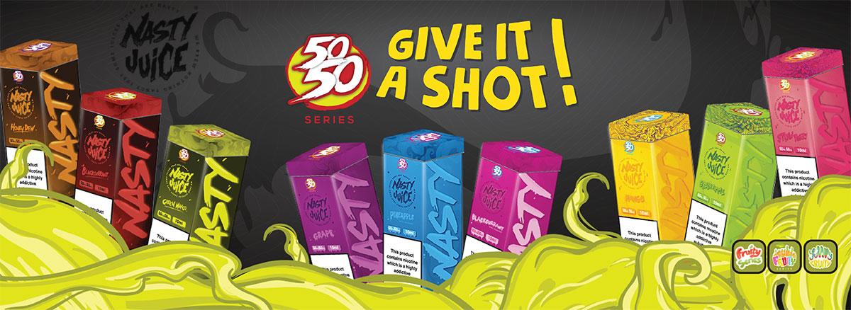 Nasty Juice e-liquid tpd 10ml